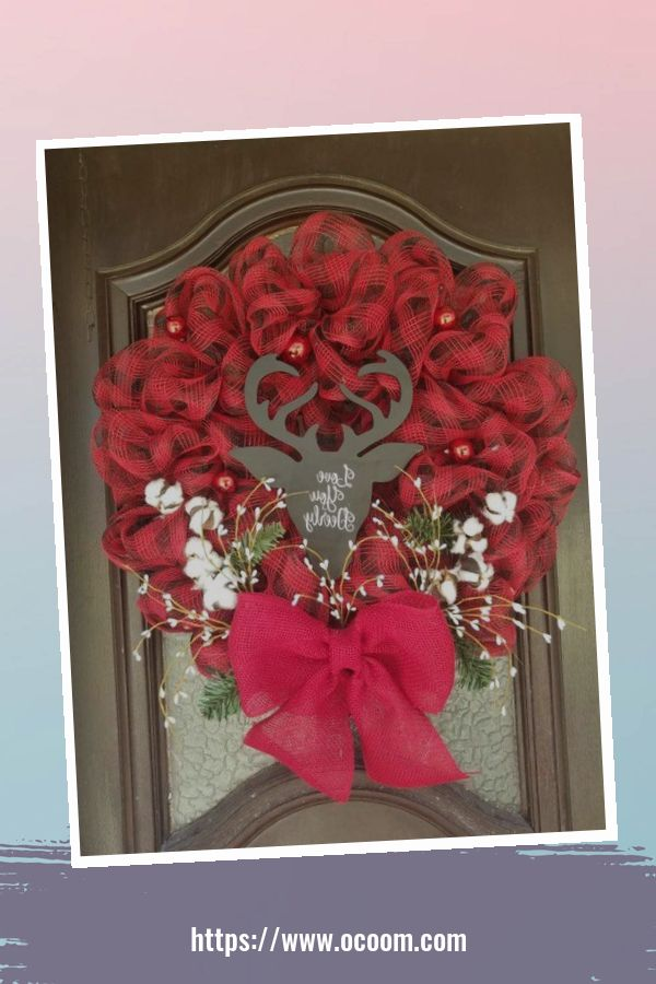 20+ Fabulous Red Home Decor Ideas For Valentines Day 1