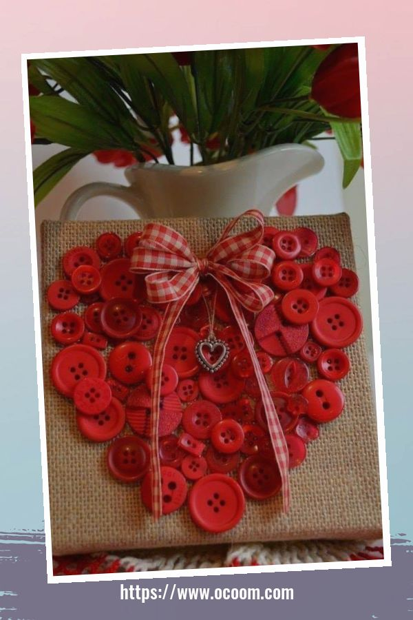 20+ Fabulous Red Home Decor Ideas For Valentines Day 13
