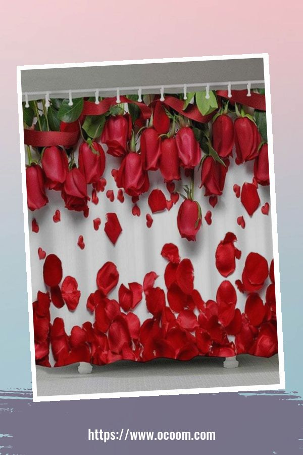 20+ Fabulous Red Home Decor Ideas For Valentines Day 20