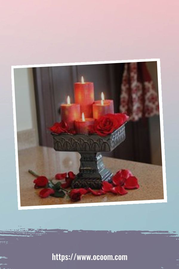 20+ Fabulous Red Home Decor Ideas For Valentines Day 30