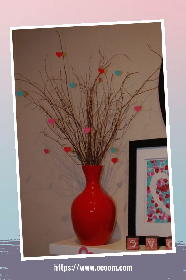 20+ Fabulous Red Home Decor Ideas For Valentines Day 31