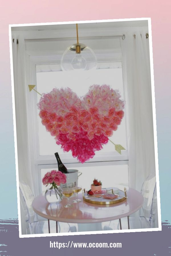 20+ Fabulous Red Home Decor Ideas For Valentines Day 49