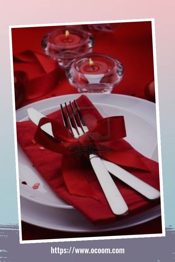 20+ Fabulous Red Home Decor Ideas For Valentines Day 52