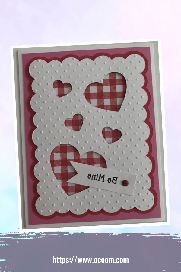 20+ Marvelous Heart Card Ideas For Your Valentines Day 17
