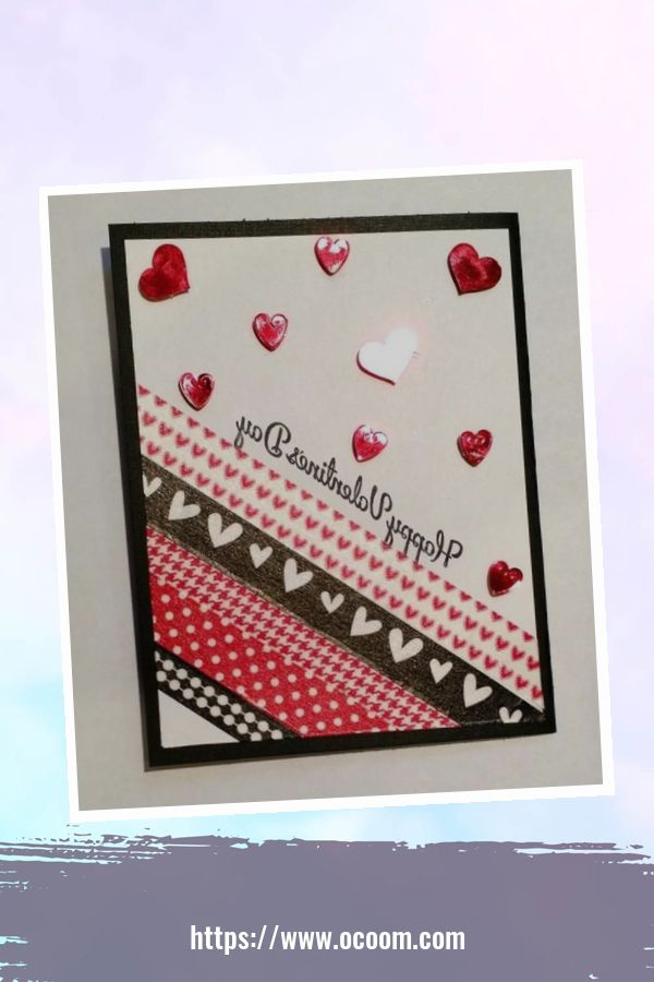20+ Marvelous Heart Card Ideas For Your Valentines Day 19