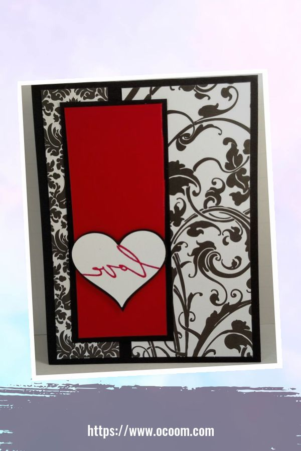 20+ Marvelous Heart Card Ideas For Your Valentines Day 2