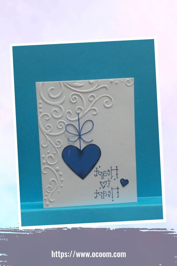 20+ Marvelous Heart Card Ideas For Your Valentines Day 20