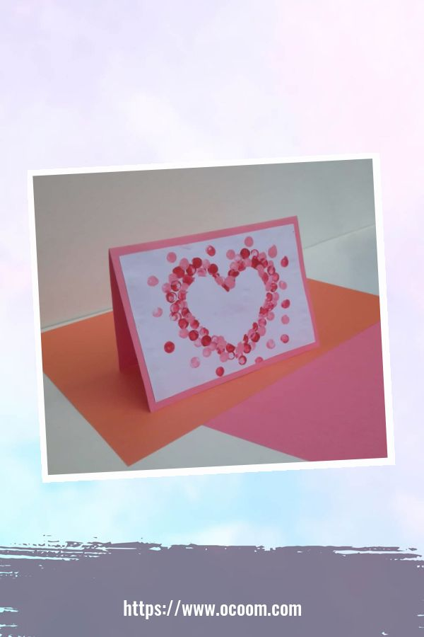 20+ Marvelous Heart Card Ideas For Your Valentines Day 23