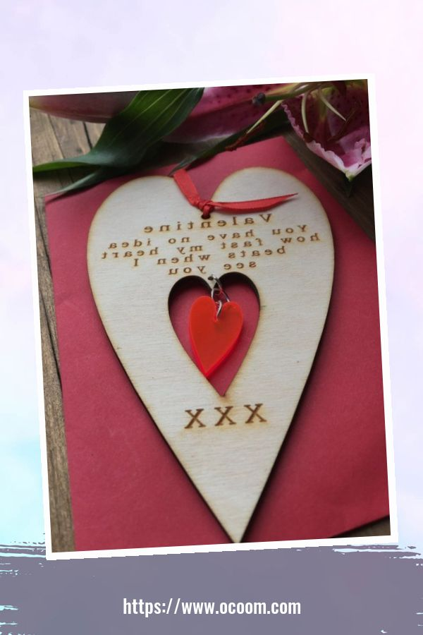 20+ Marvelous Heart Card Ideas For Your Valentines Day 29