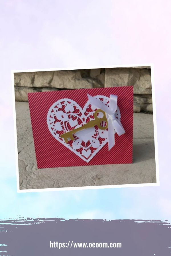 20+ Marvelous Heart Card Ideas For Your Valentines Day 37