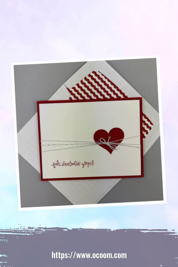 20+ Marvelous Heart Card Ideas For Your Valentines Day 40