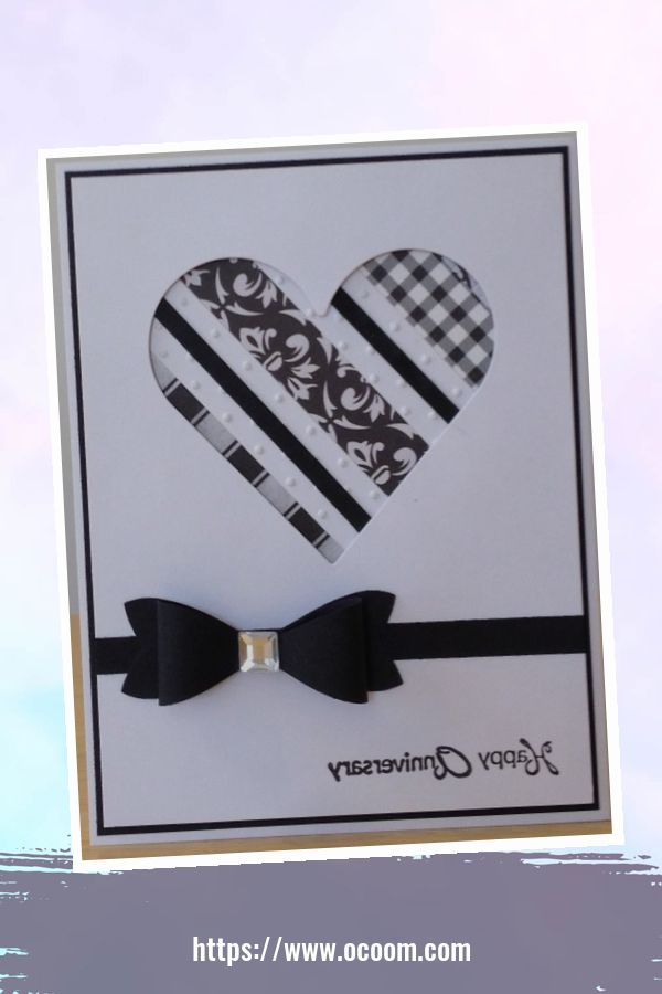 20+ Marvelous Heart Card Ideas For Your Valentines Day 41
