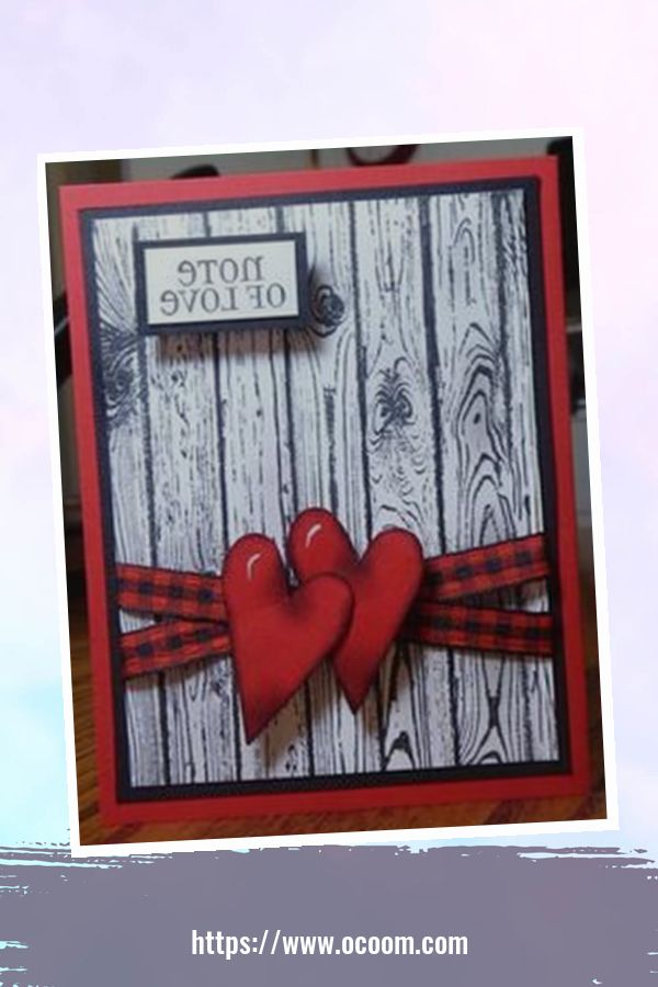 20+ Marvelous Heart Card Ideas For Your Valentines Day 43
