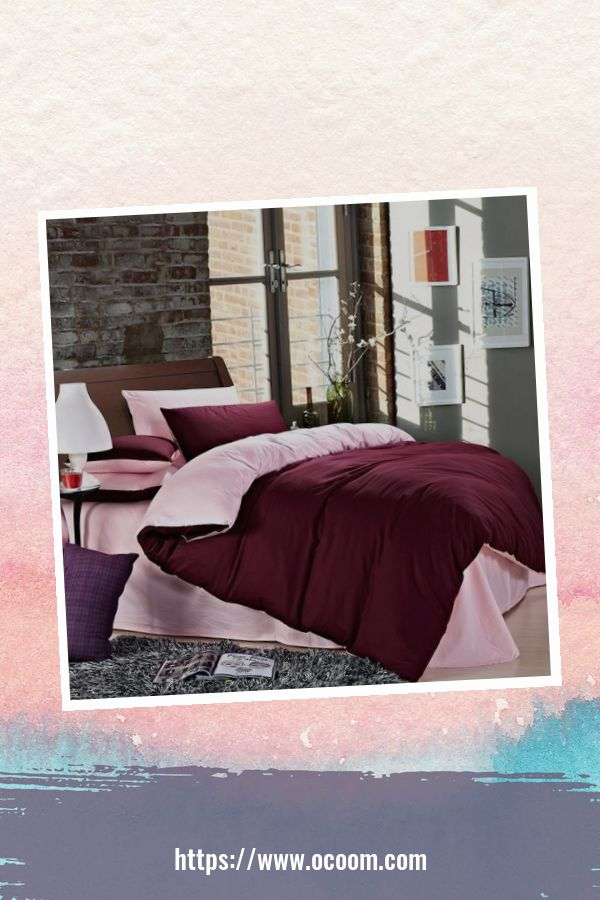 20+ Unique Red And Pink Bedroom Decor For Valentines Day 14