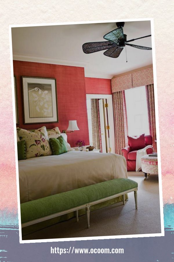 20+ Unique Red And Pink Bedroom Decor For Valentines Day 28