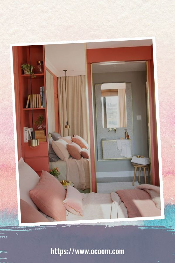 20+ Unique Red And Pink Bedroom Decor For Valentines Day 30