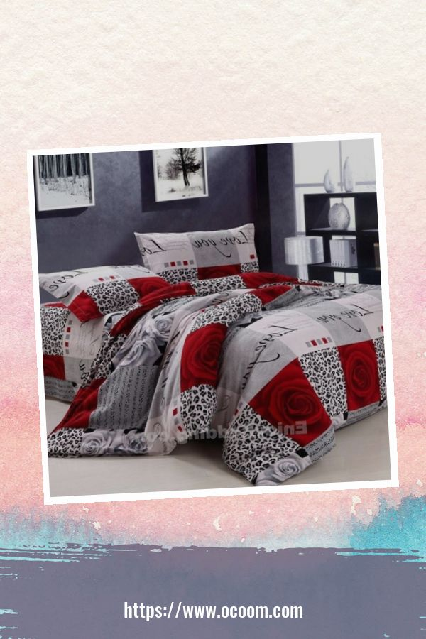 20+ Unique Red And Pink Bedroom Decor For Valentines Day 50