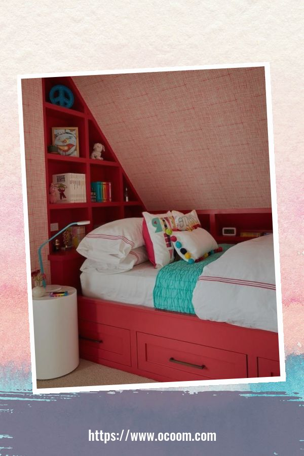 20+ Unique Red And Pink Bedroom Decor For Valentines Day 6