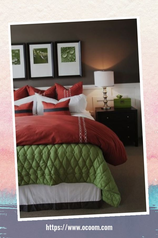 20+ Unique Red And Pink Bedroom Decor For Valentines Day 8