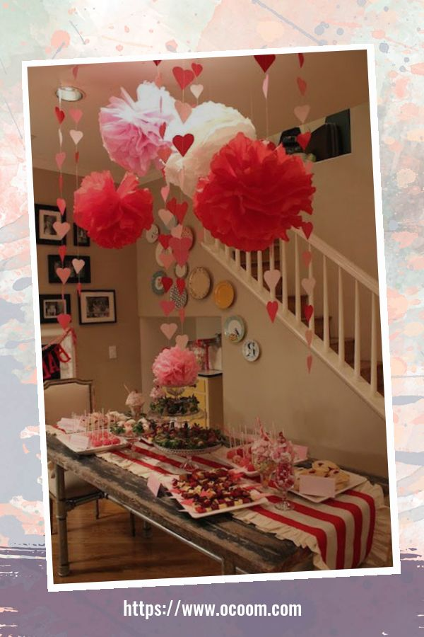 30+ Fantastic Valentines Day Decor Ideas For Your Kitchen 12