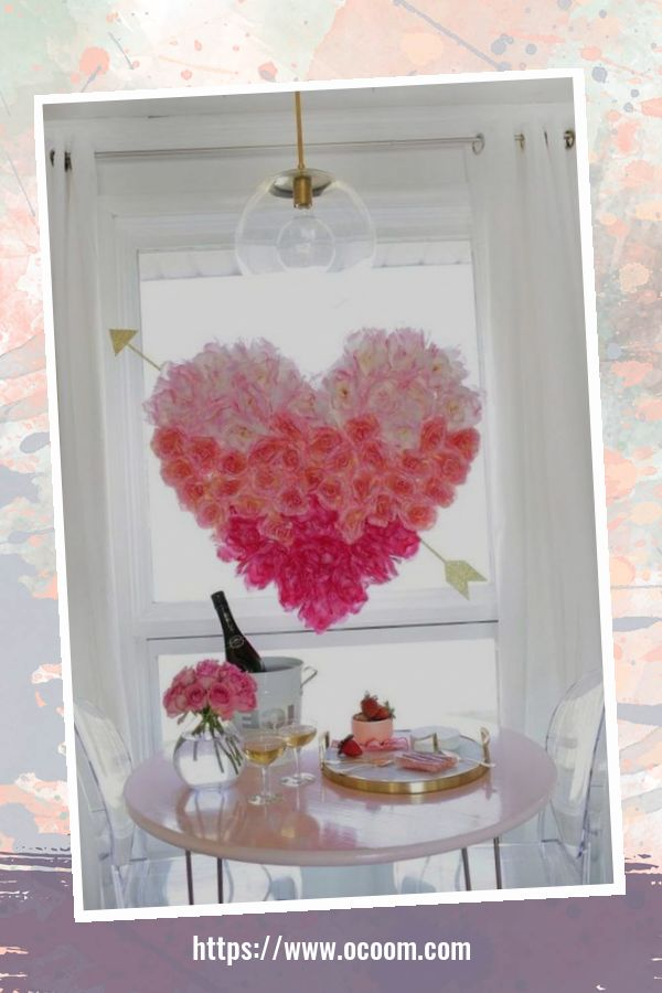 30+ Fantastic Valentines Day Decor Ideas For Your Kitchen 20