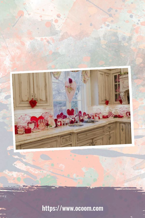30+ Fantastic Valentines Day Decor Ideas For Your Kitchen 3