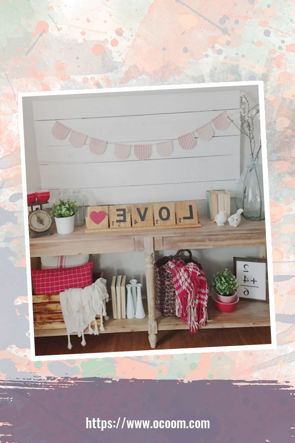 30+ Fantastic Valentines Day Decor Ideas For Your Kitchen 38