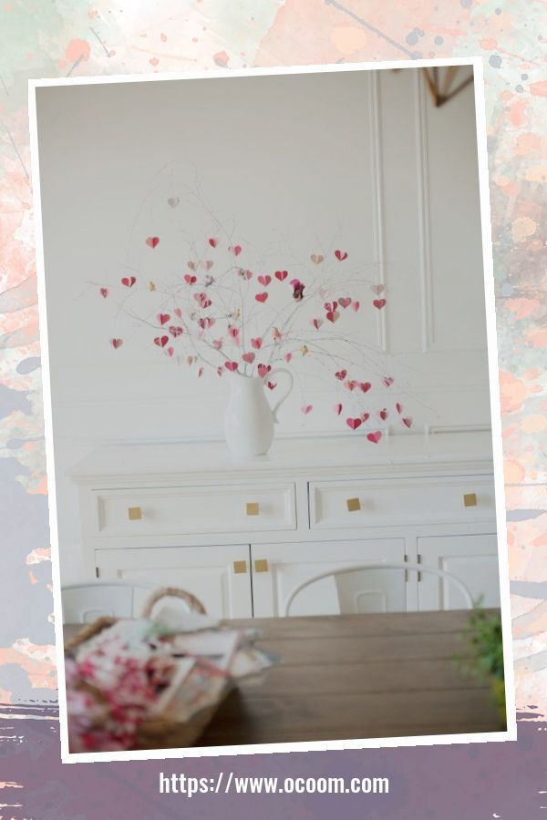 30+ Fantastic Valentines Day Decor Ideas For Your Kitchen 48