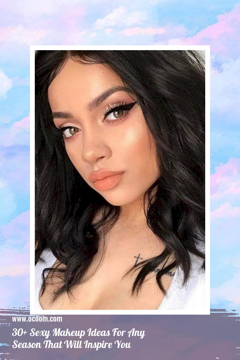 30+ Sexy Makeup Ideas For Any Season That Will Inspire You 10