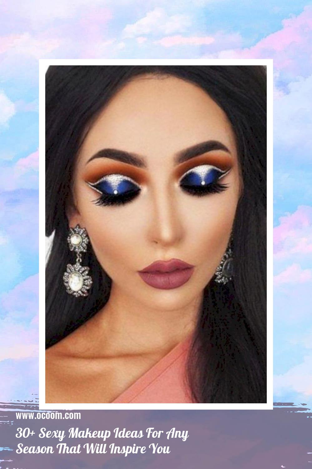 30+ Sexy Makeup Ideas For Any Season That Will Inspire You 13