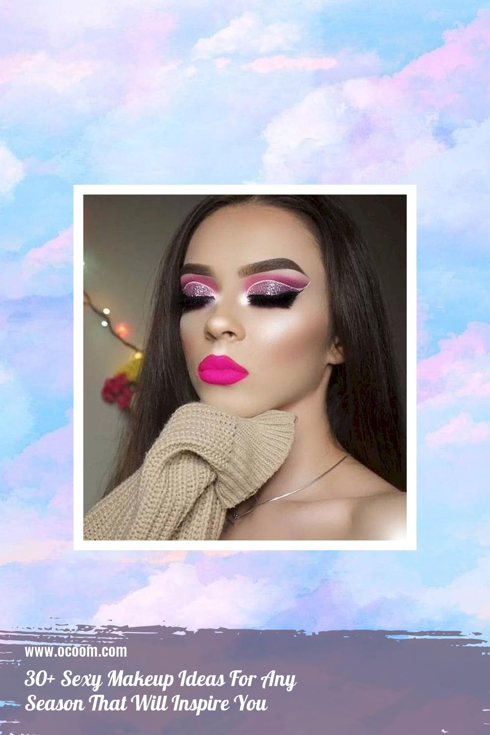 30+ Sexy Makeup Ideas For Any Season That Will Inspire You 16