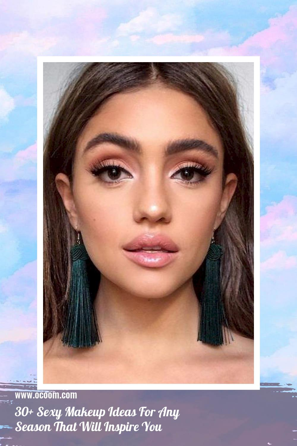 30+ Sexy Makeup Ideas For Any Season That Will Inspire You 19