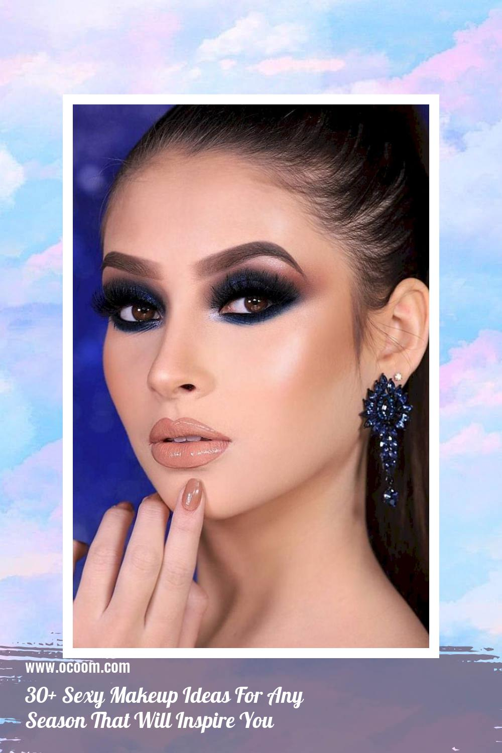 30+ Sexy Makeup Ideas For Any Season That Will Inspire You 29