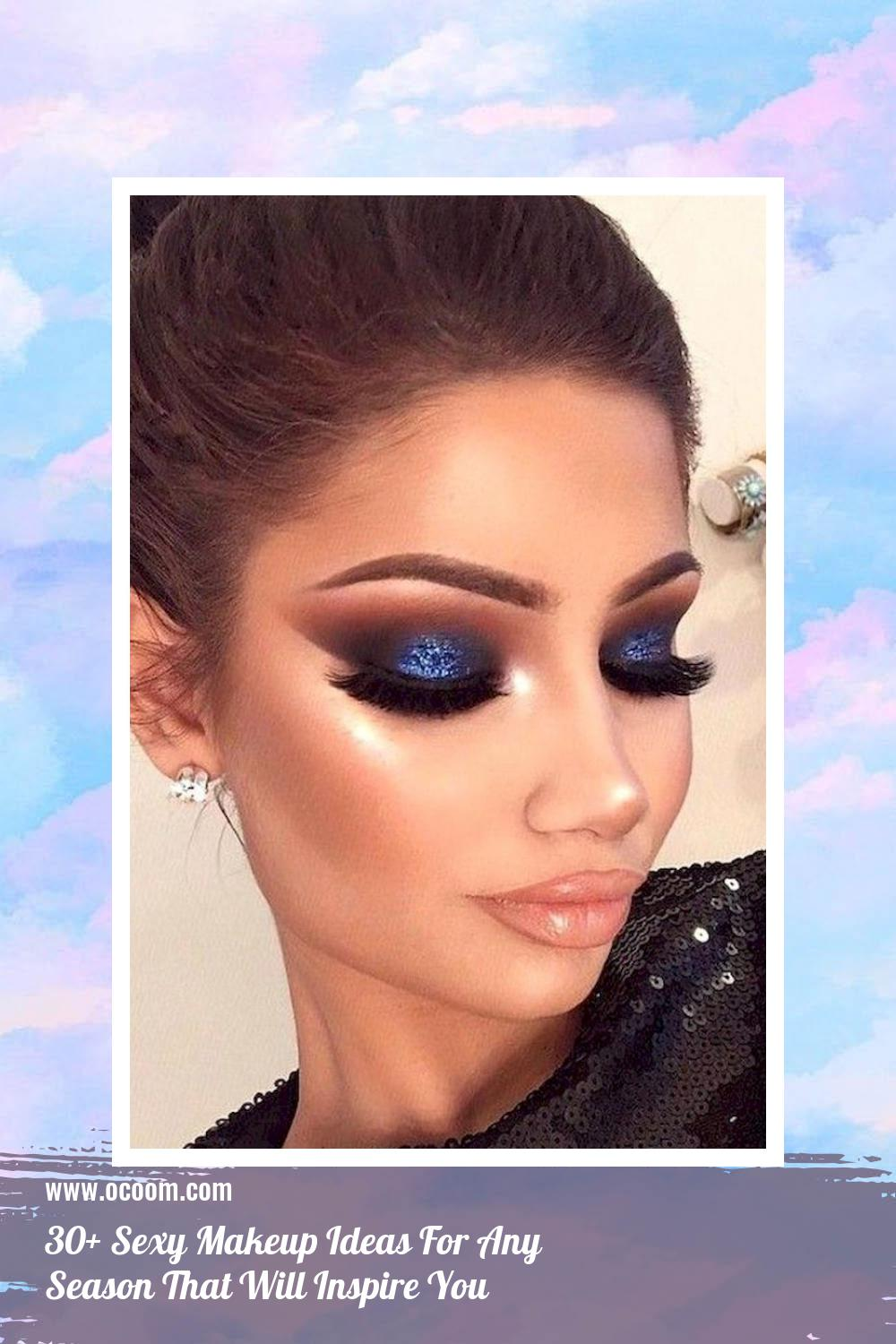 30+ Sexy Makeup Ideas For Any Season That Will Inspire You 3