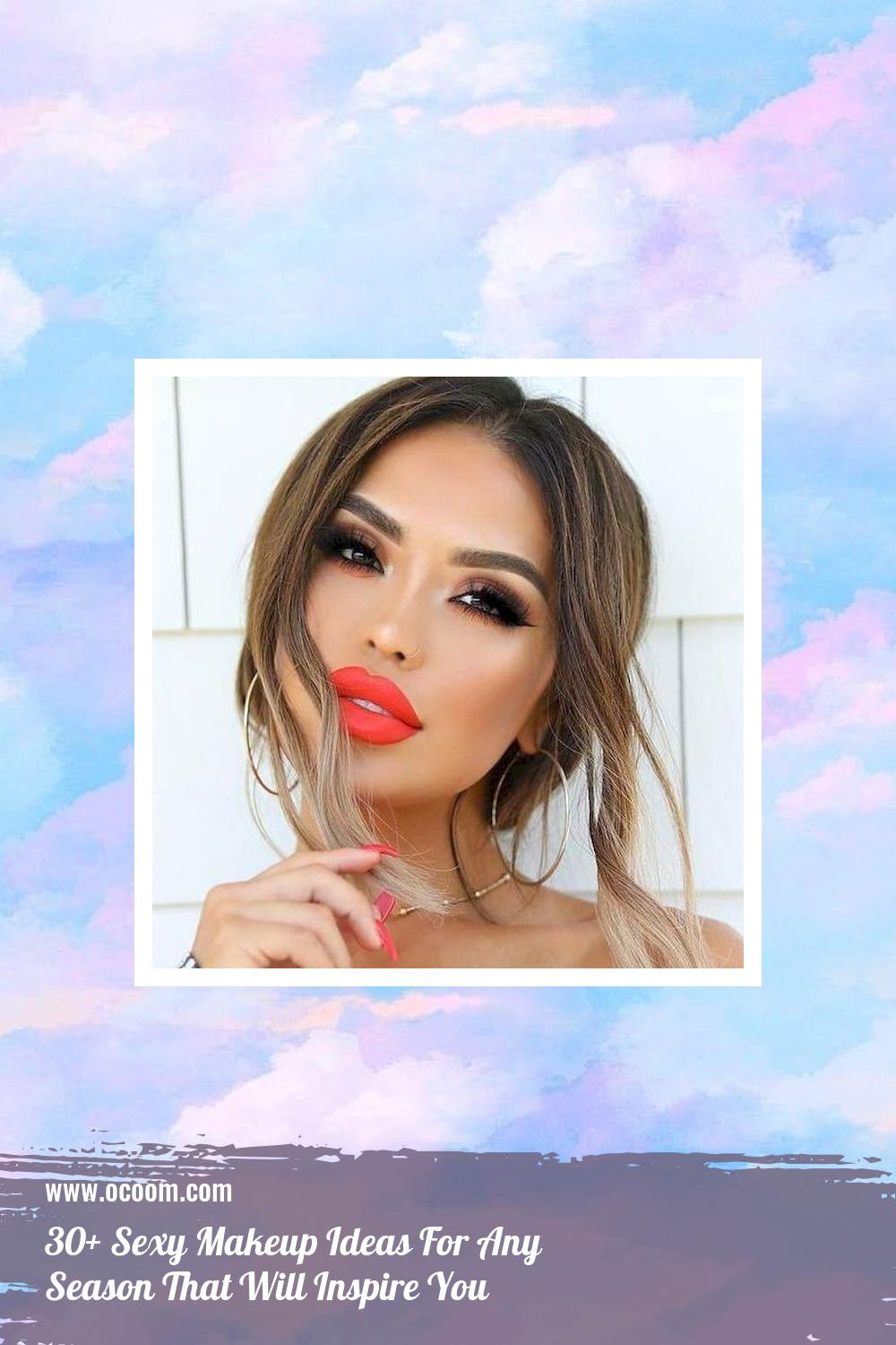 30+ Sexy Makeup Ideas For Any Season That Will Inspire You 32