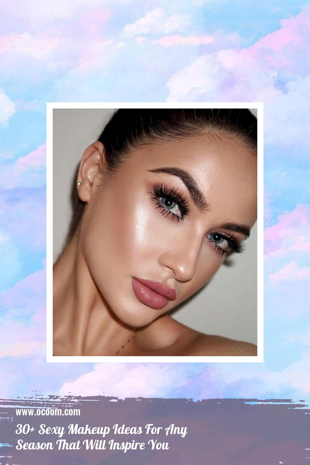 30+ Sexy Makeup Ideas For Any Season That Will Inspire You 7
