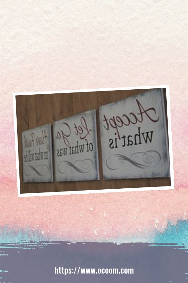 30+ Simple Wooden Signs For Valentines Day 49