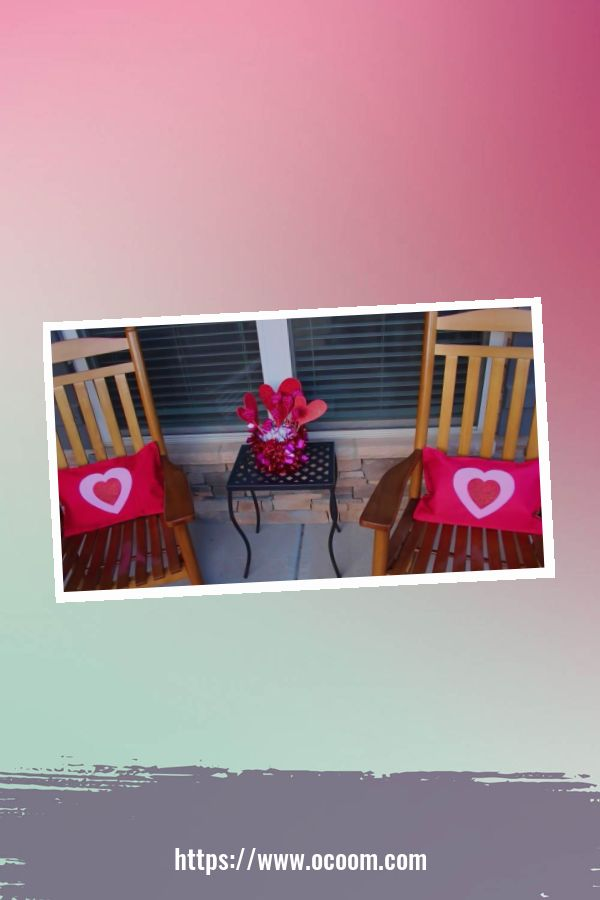 30+ Stunning Outdoor Decoration Ideas For Valentines Day 42