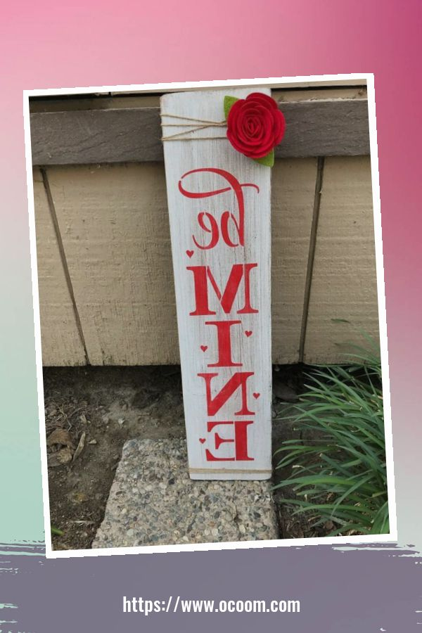 30+ Stunning Outdoor Decoration Ideas For Valentines Day 49
