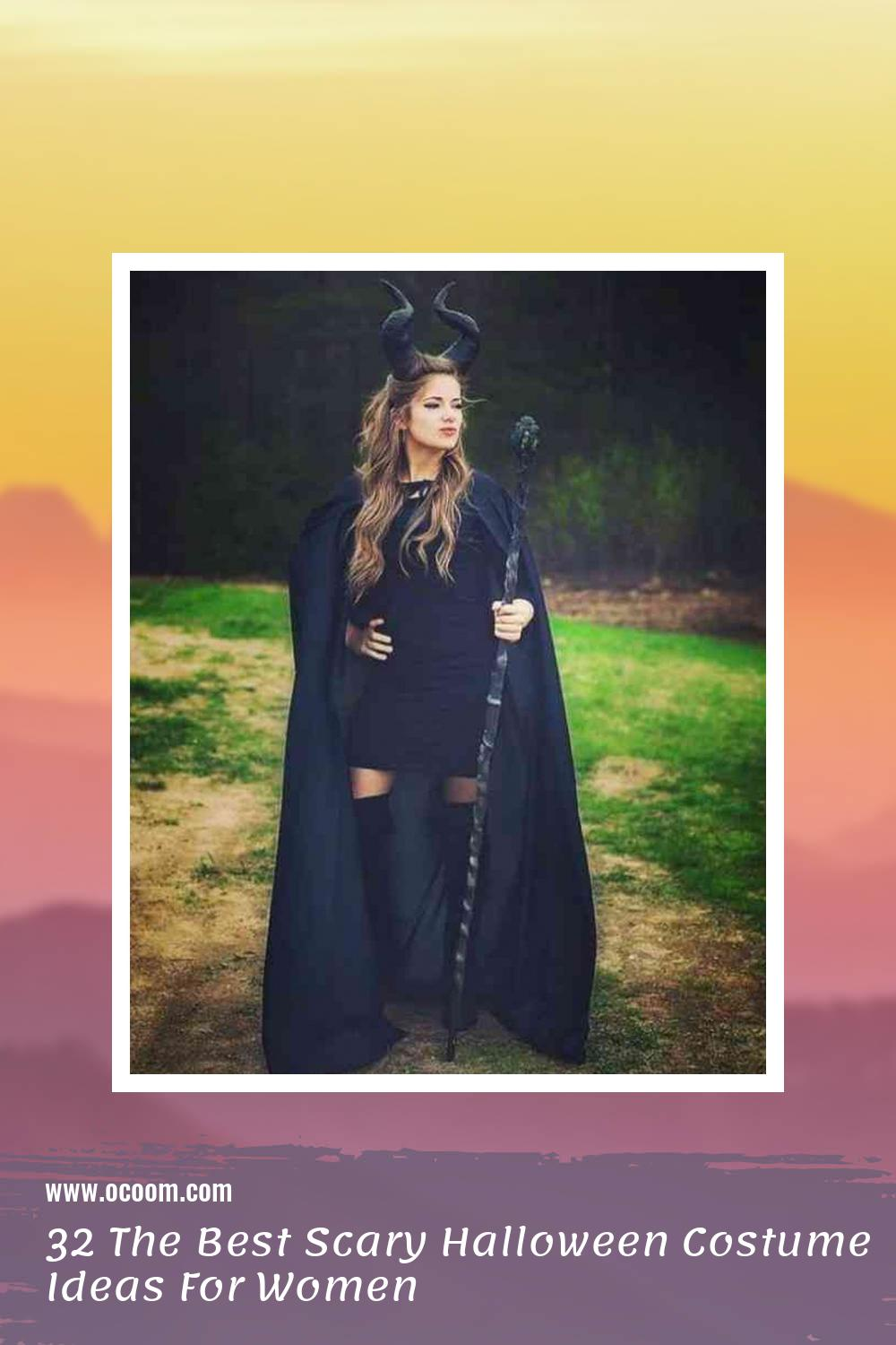 32 The Best Scary Halloween Costume Ideas For Women 14
