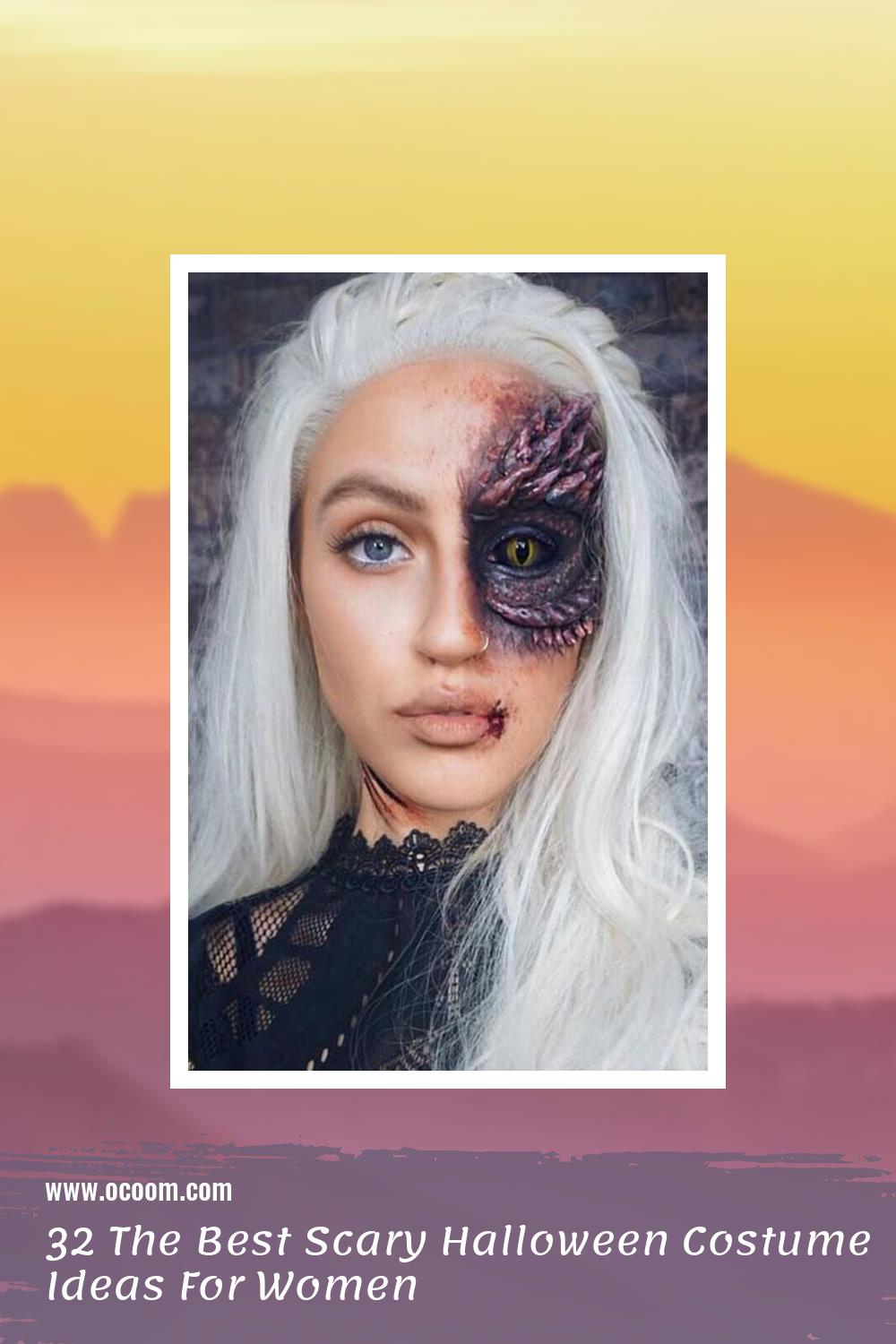 32 The Best Scary Halloween Costume Ideas For Women 18