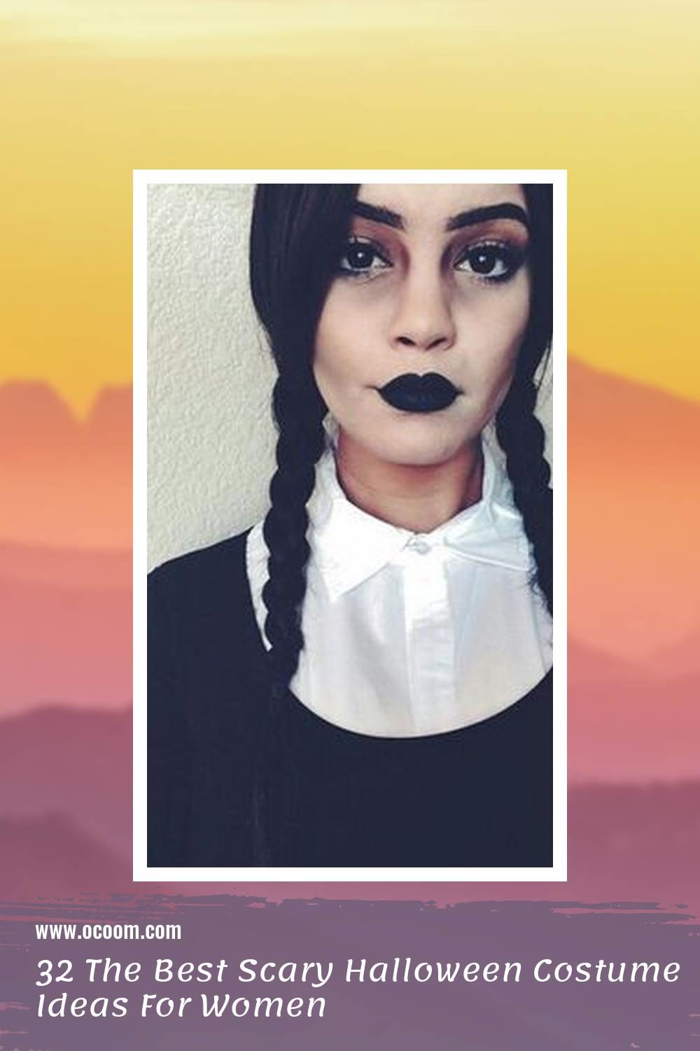 32 The Best Scary Halloween Costume Ideas For Women 29