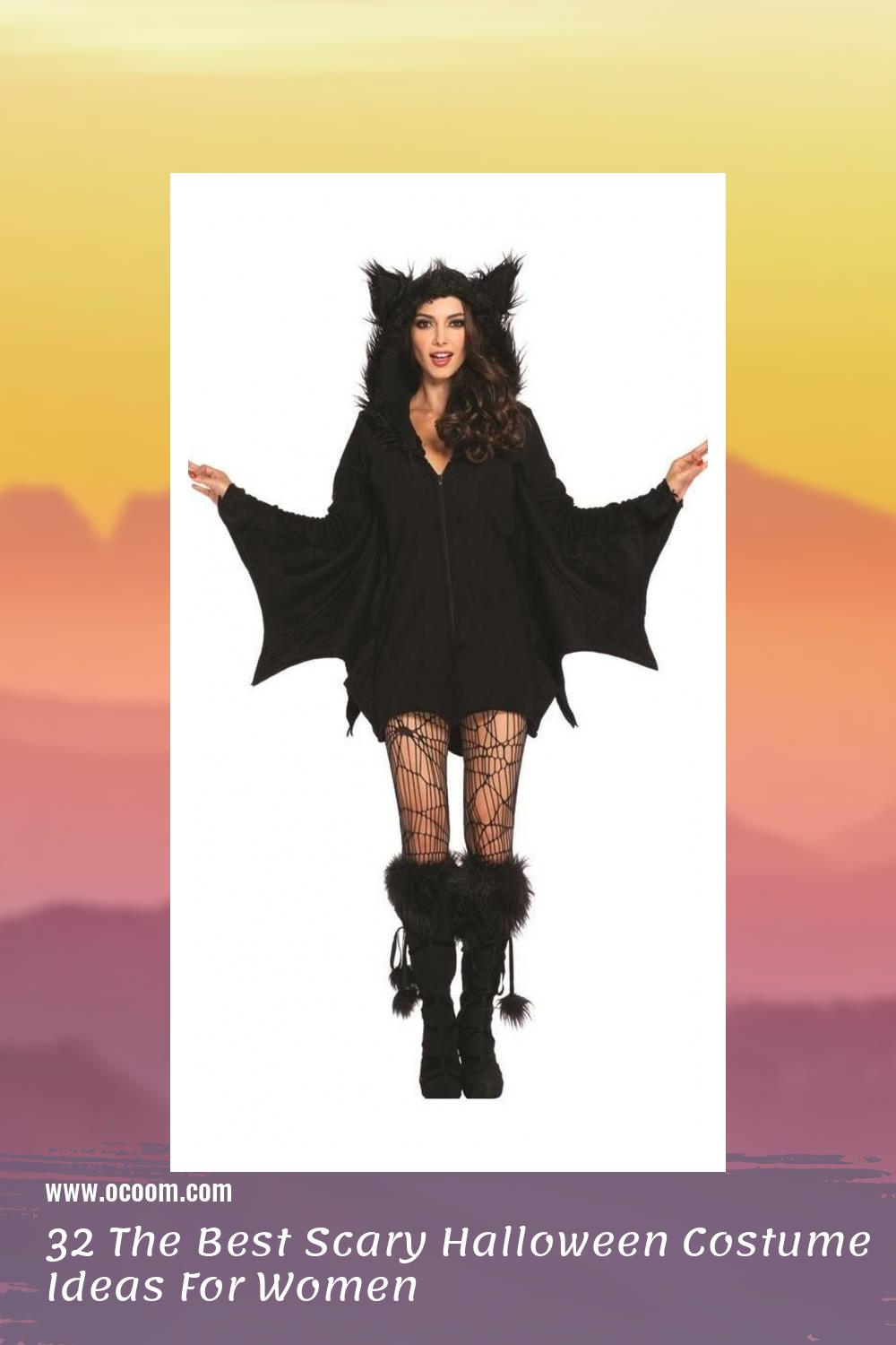 32 The Best Scary Halloween Costume Ideas For Women 34