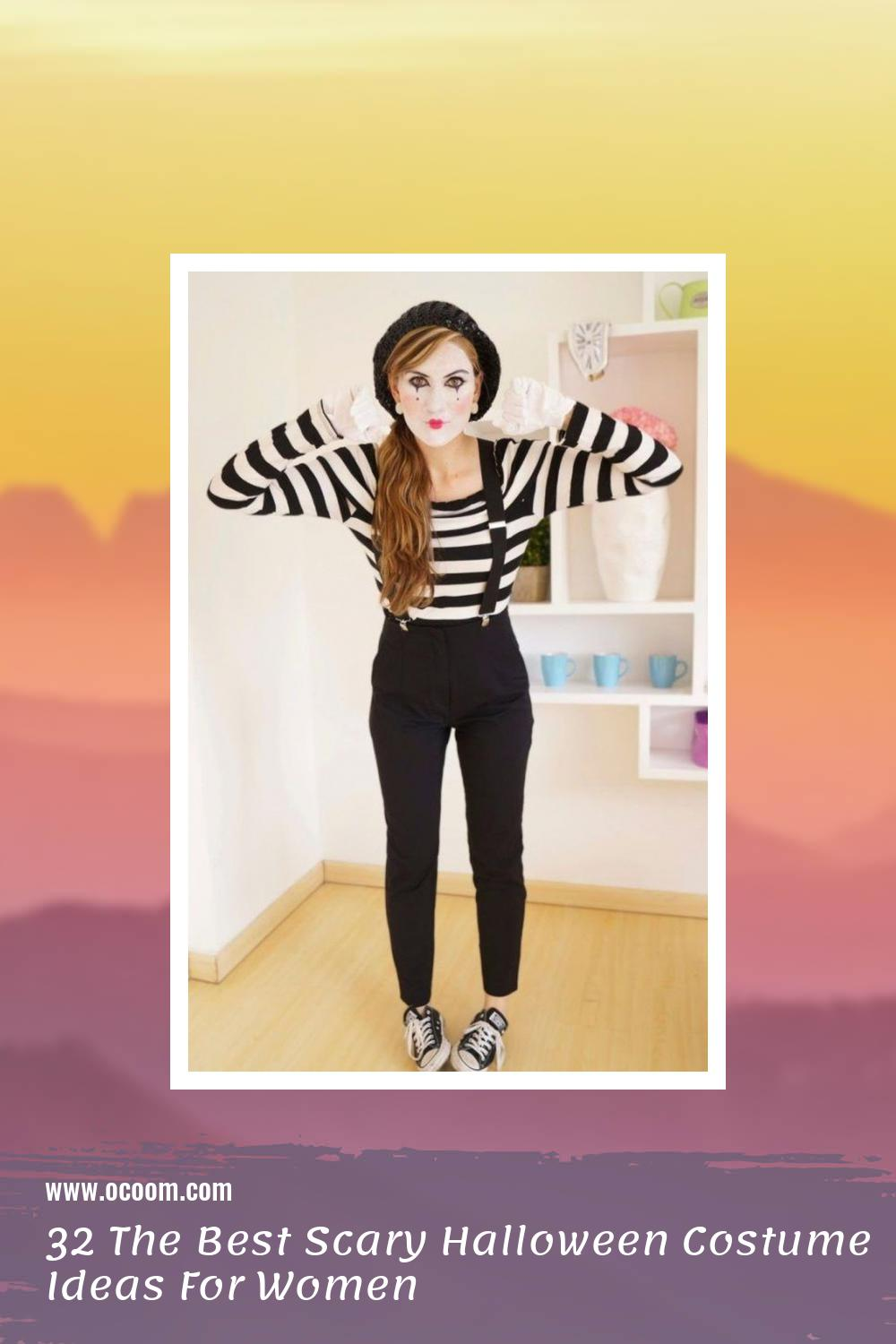 32 The Best Scary Halloween Costume Ideas For Women 53