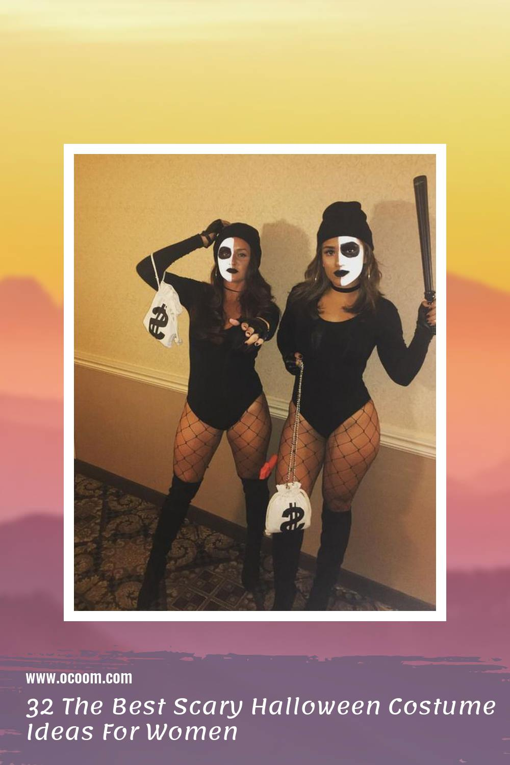 32 The Best Scary Halloween Costume Ideas For Women 55