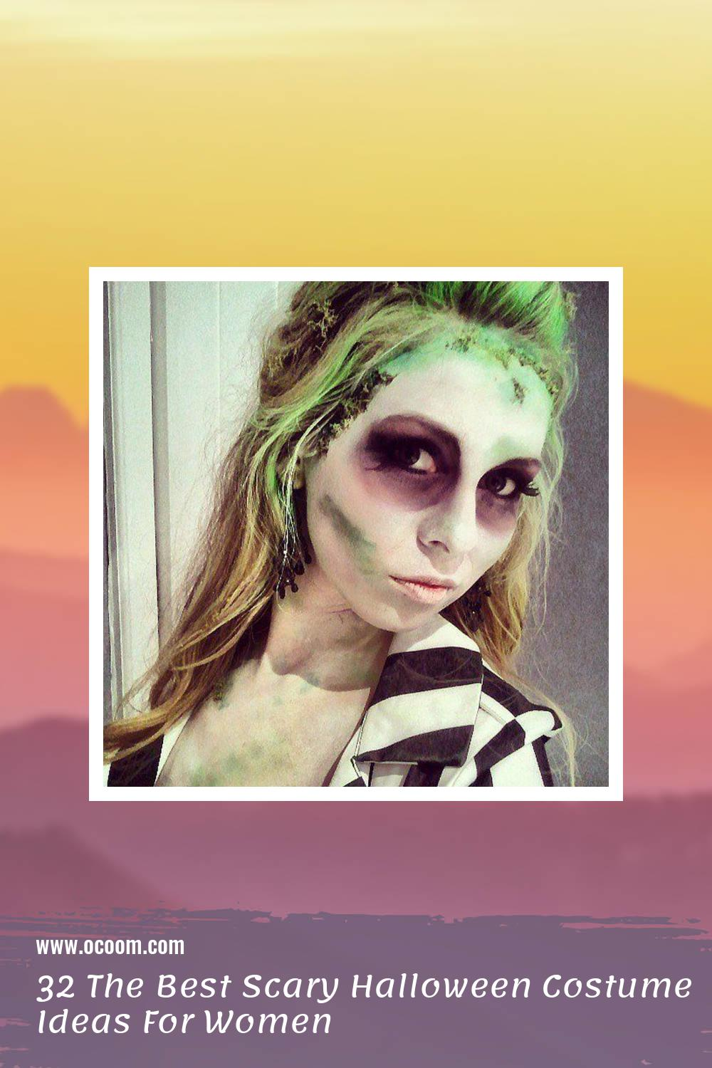 32 The Best Scary Halloween Costume Ideas For Women 6