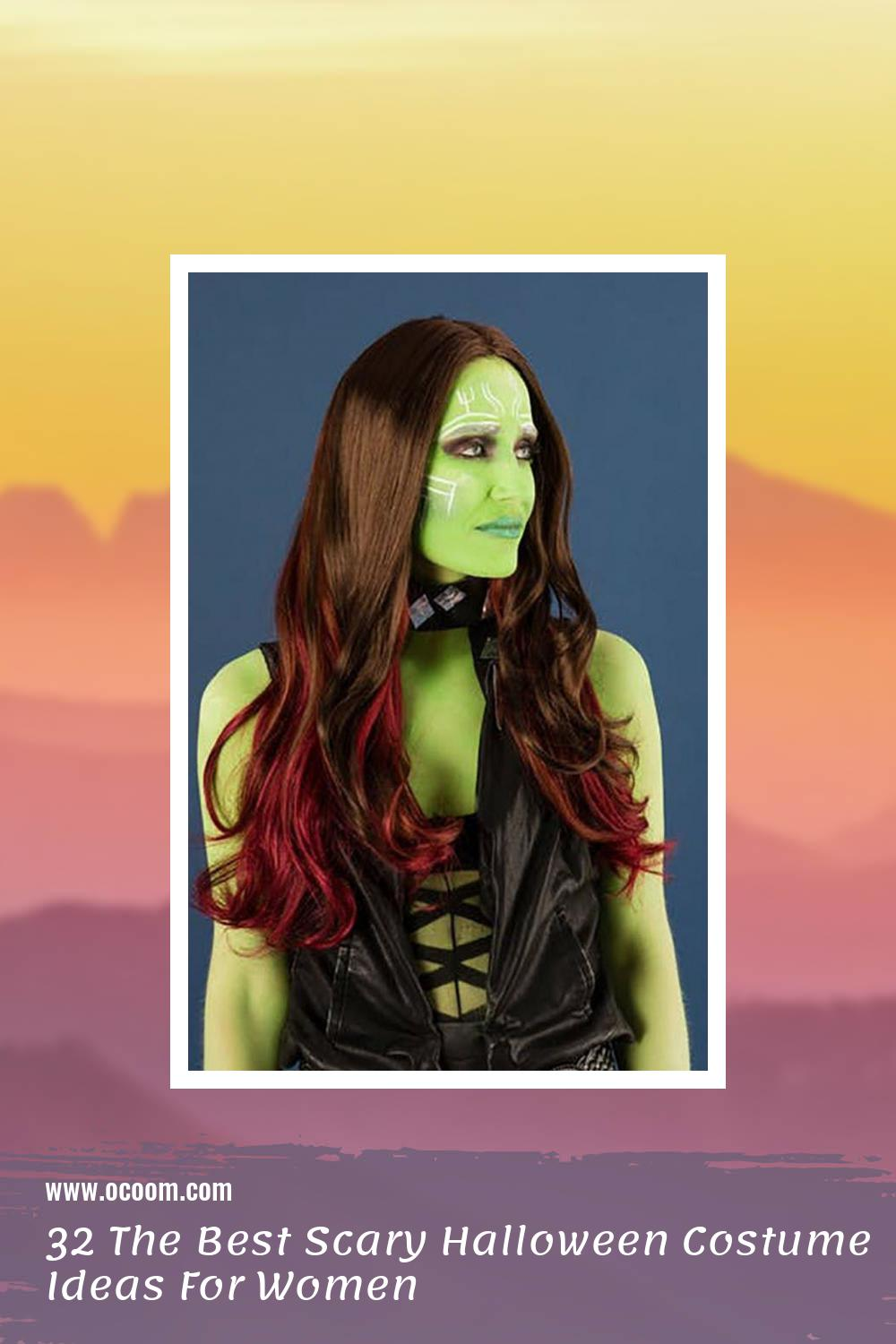 32 The Best Scary Halloween Costume Ideas For Women 60