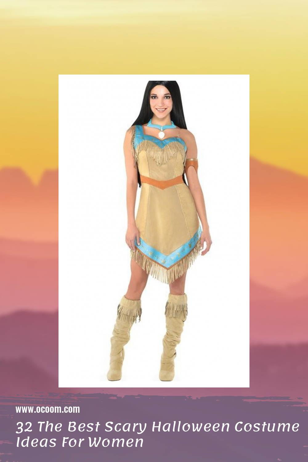 32 The Best Scary Halloween Costume Ideas For Women 63