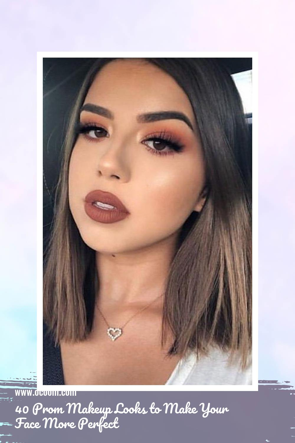 40 Prom Makeup Looks to Make Your Face More Perfect 15