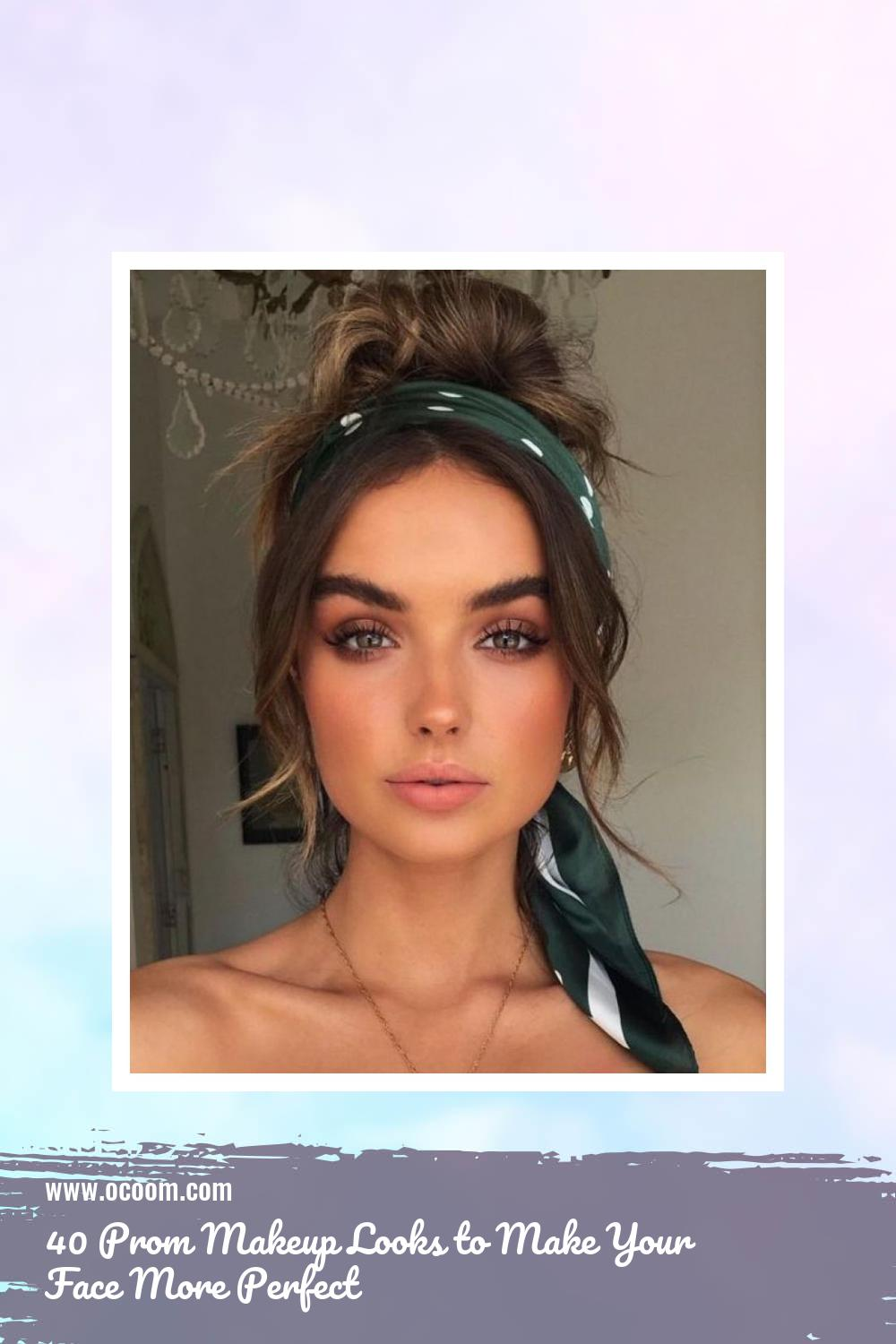 40 Prom Makeup Looks to Make Your Face More Perfect 16